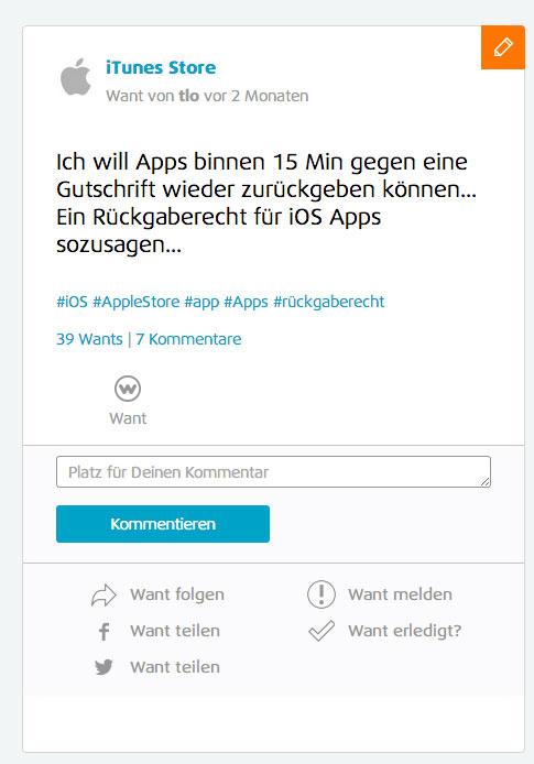 apps_zurückgeben